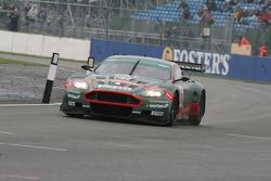#24 Aston Martin Racing BMS Aston Martin DBR9: Christian Pescatori, Miguel Ramos, Matteo Malucelli
