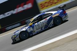 #64 TRG Pontiac GTO.R: Paul Edwards, Kelly Collins