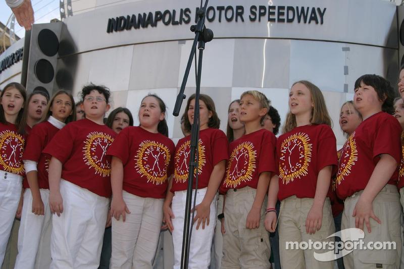 Le Wayne County Honor Choir de Wayne County, West Virginia