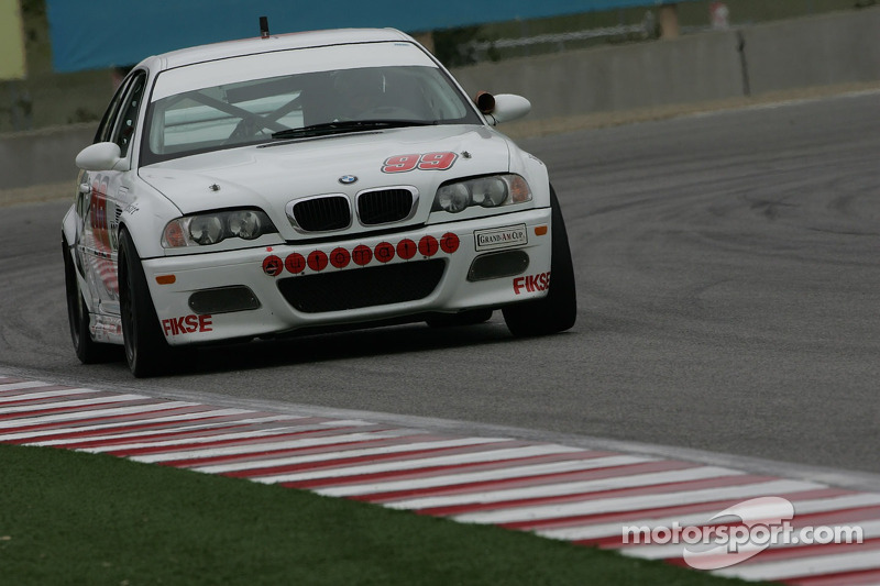 #99 Automatic Racing BMW M3: David Riddle, Kris Wilson