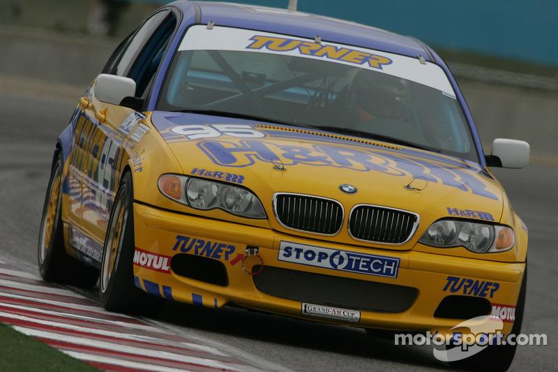 #95 Turner Motorsport BMW 330i: Don Salama, Will Turner
