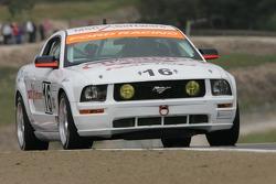 #16 Champion Motorsports Mustang GT: John Olson, Ian Lacy