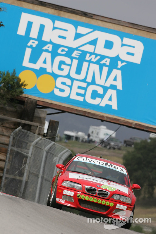 #90 Automatic Racing BMW M3: Jeff Segal, Joao Barbosa