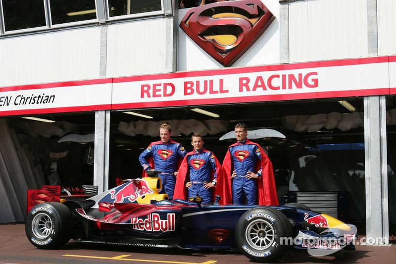 2006 год, специальная раскраска на Гран При Монако