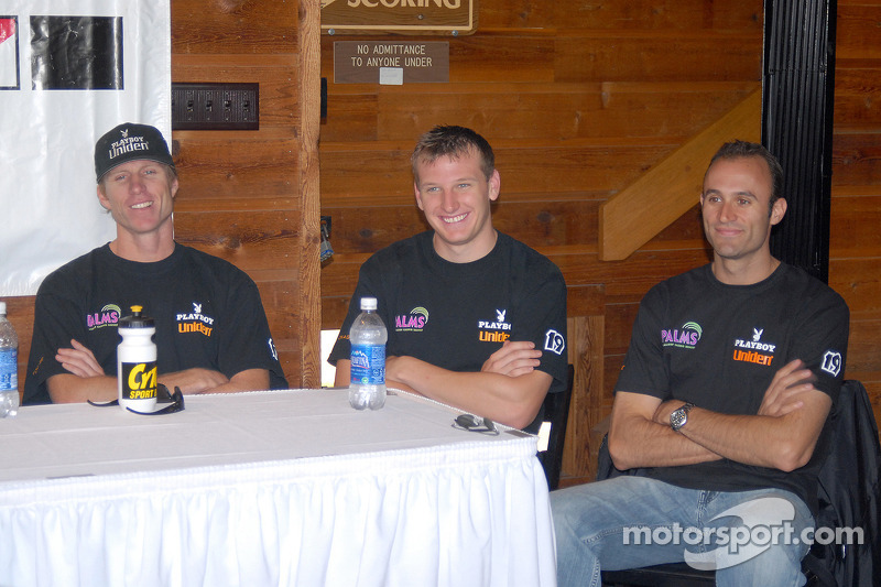 Conférence de presse: Memo Gidley, Michael McDowell et Guy Cosmo