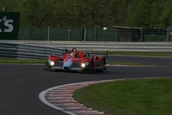 #32 Barazi - Epsilon Courage C65-AER: Michael Vergers, Juan Barazi, Davide Valsecchi