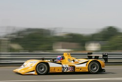 #39 Chamberlain Synergy Motorsport Lola B05/40 AER: Miguel Amaral, Miguel Angel Castro, Angel Burgueno