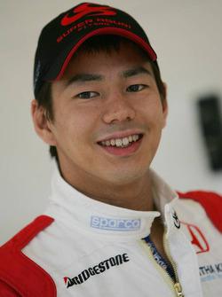 Super Aguri test driver Sakon Yamamoto
