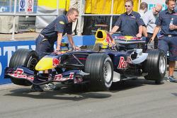 Red Bull Racing team