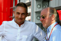 Martin Whitmarsh ve David Richards
