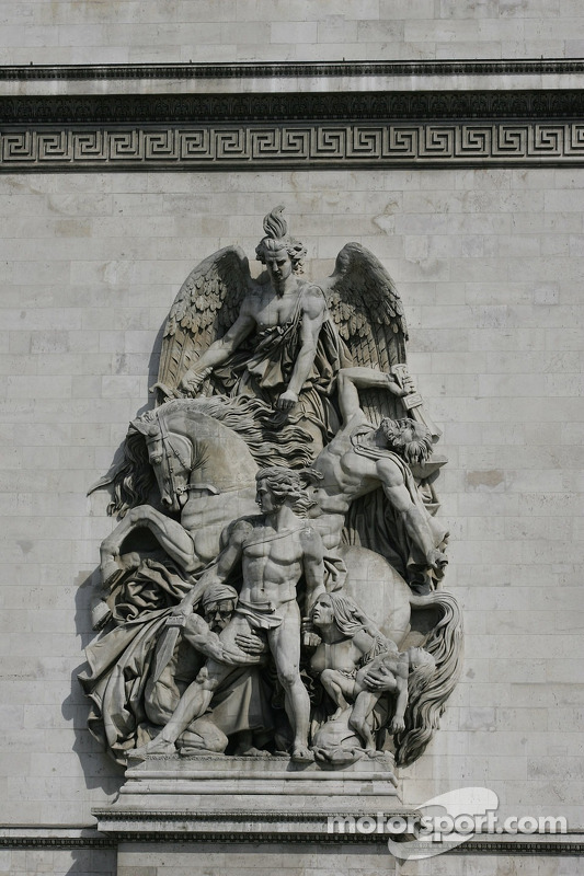 L'Arc de Triompe