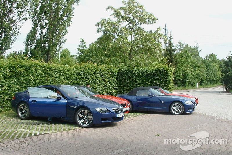 Divers BMW