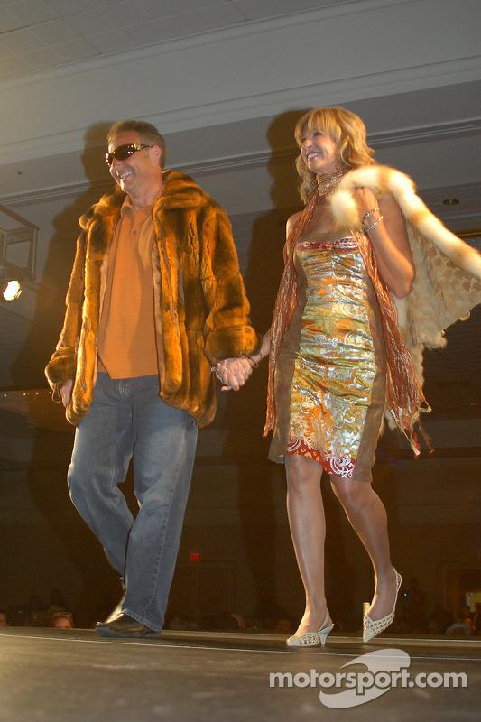 Vince Welch et Diana Hubbard