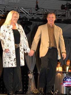 Gina et Al Unser Jr.