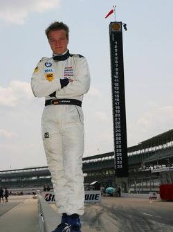 Formula BMW Driver Tobias Hegewald