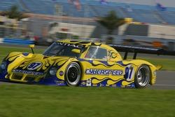 #97 CyberSpeed Racing Pontiac Riley: Tony Ave, Skip Cummins