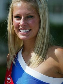 US GP girl