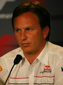 Friday FIA press conference: Christian Horner