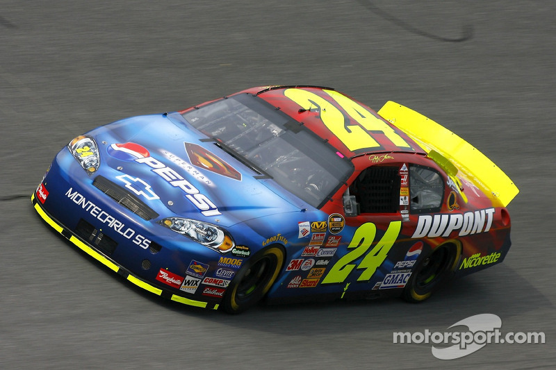 Jeff Gordon als Superman