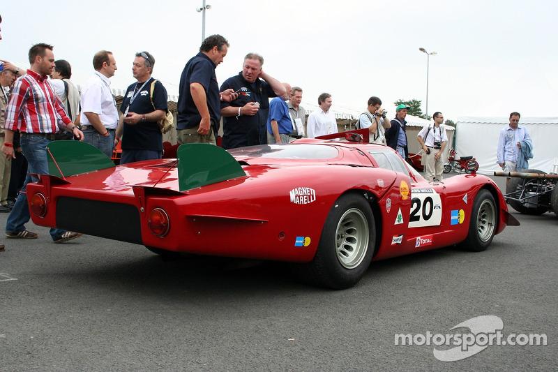 Grille 5 #20 Alfa Rome_o T 33 2 1968