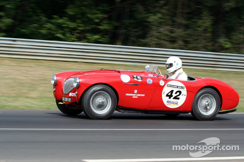 #42 Austin Healey 100M 1955