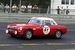 #61 MG B 1962