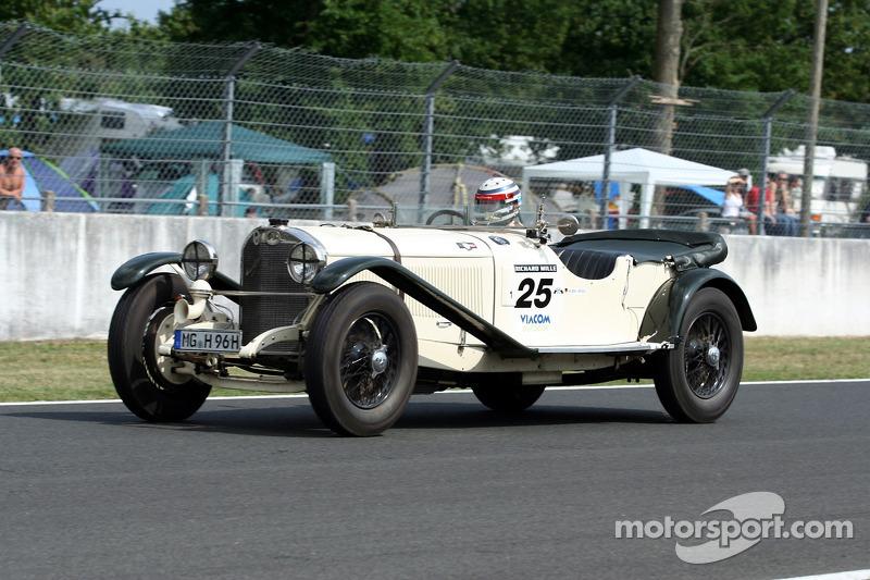 #25 Mercedes Benz SS 1928