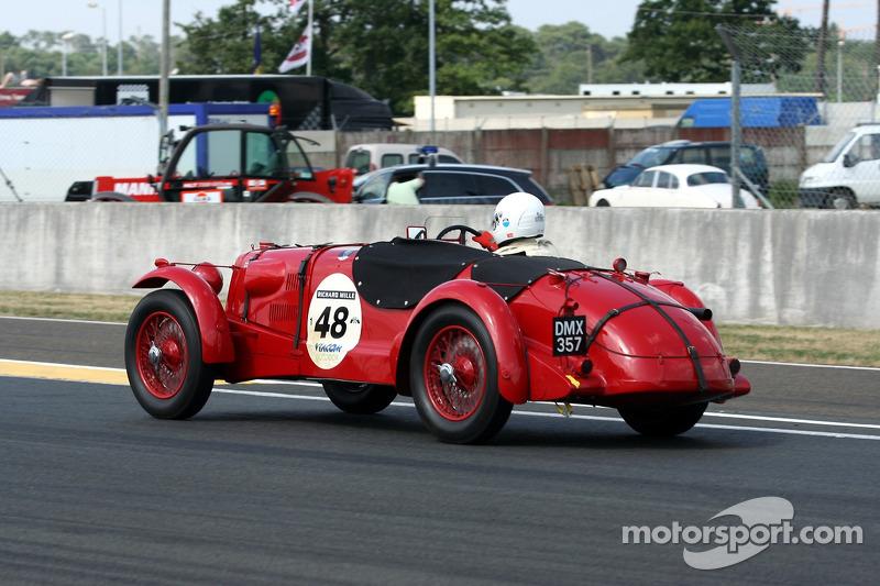 #48 Aston Martin 2 Litres Speed 1938