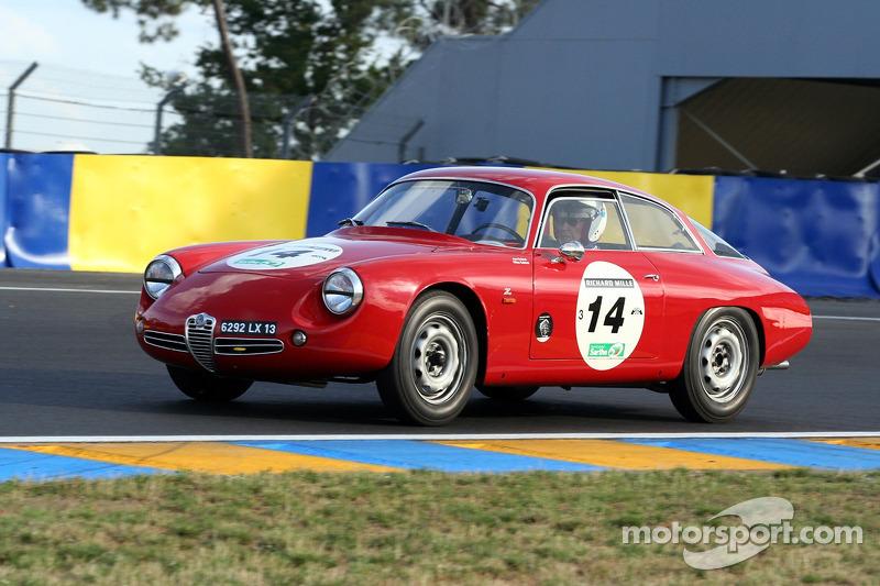 #14  Alfa Roméo Giulietta SZT 1960