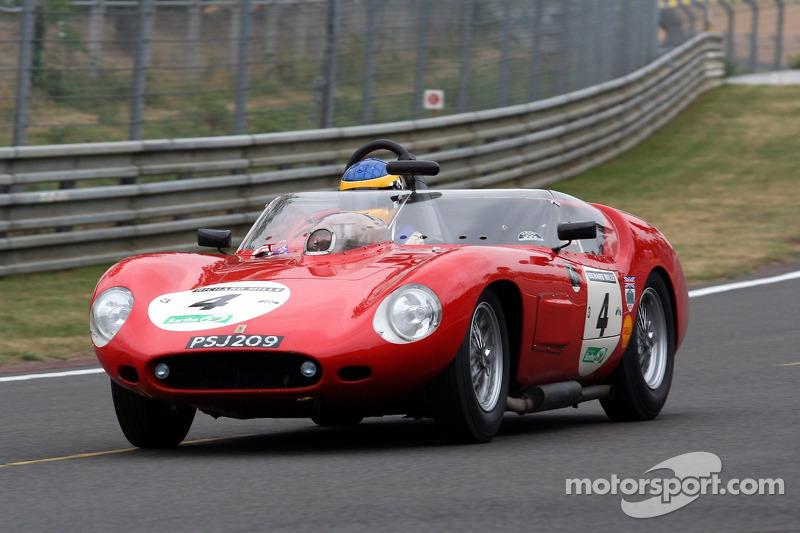 #4 Ferrari 246 S 1960