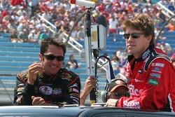 David Stremme and Carl Edwards