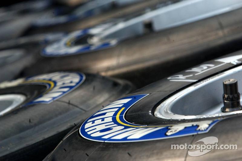 Des pneus Michelin