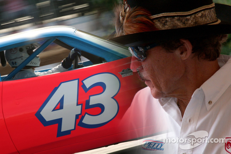 Richard Petty la légende de la NASCAR