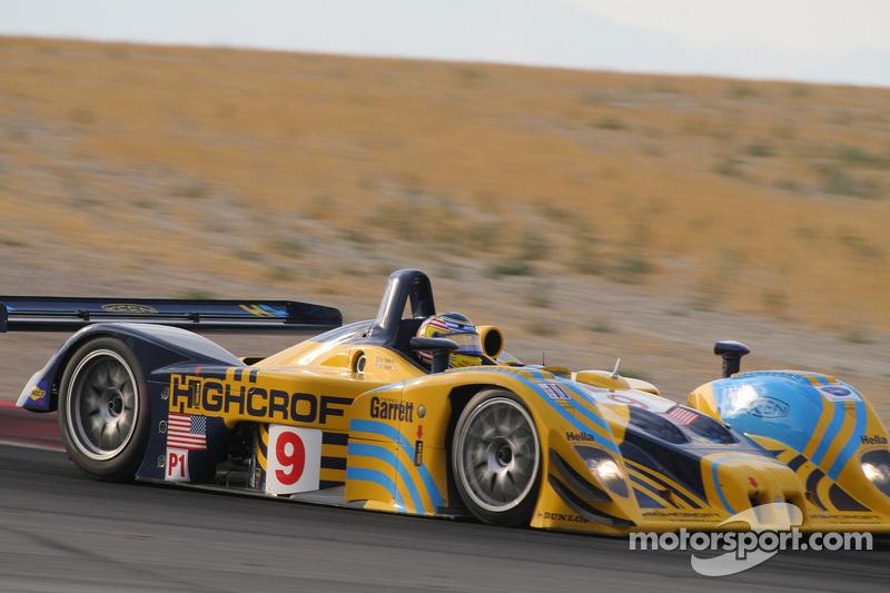 #9 Highcroft Racing Lola EX257: Duncan Dayton, Andy Wallace
