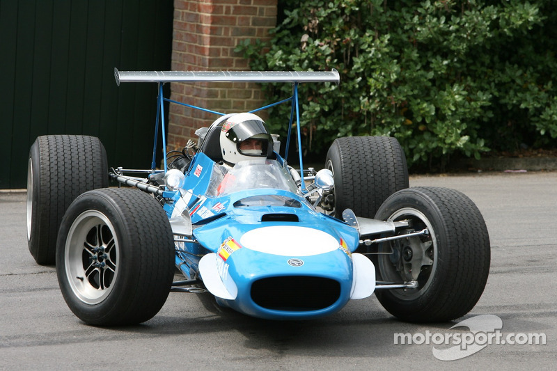 Matra Cosworth MS10: Jackie Stewart