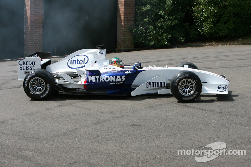 Honda RA106: Anthony Davidson