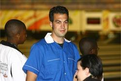Jeff Gordon Foundation bowling tournament: Sam Hornish Jr.