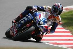 Supersport Clasificación del sábado