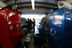 Garage scene