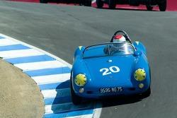 #20, 1955 Porsche 550 Spyder,Bob Baker