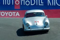 #54, 1955 Porsche Continental, Clint deWitt