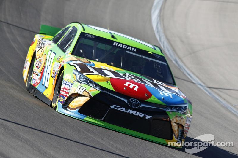 David Ragan, Joe Gibbs Racing, Toyota