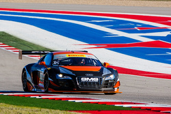 #76 Global Motorsports Group, Audi R8 Ultra: Alex Welch