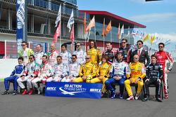 2015 WTCC 车手