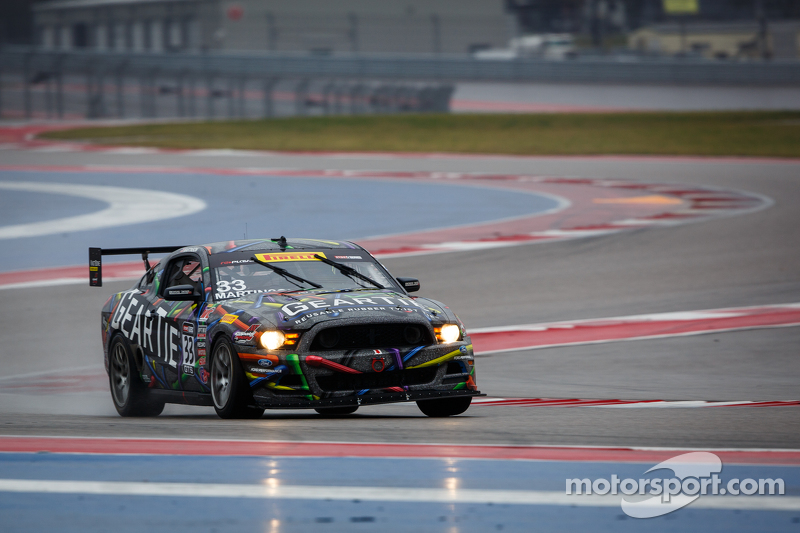 #33 Capaldi Racing, Ford Boss 302: Dan Martinson