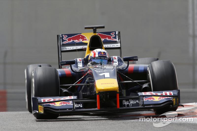 Prove di Abu Dhabi GP2