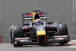 GP2-Testfahrten in Abu Dhabi
