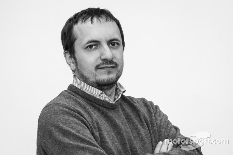 Mikhail Belkin, Motorsport.com Rusya Baş Geliştirme Uzmanı