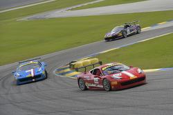 #154 Ferrari of Central Florida Ferrari 458CS: Michael Luzich