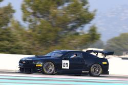 #89 Reiter Ingenieuring, Chevrolet Camaro: Peter Cox, Bernhard Muller, Tomas Enge